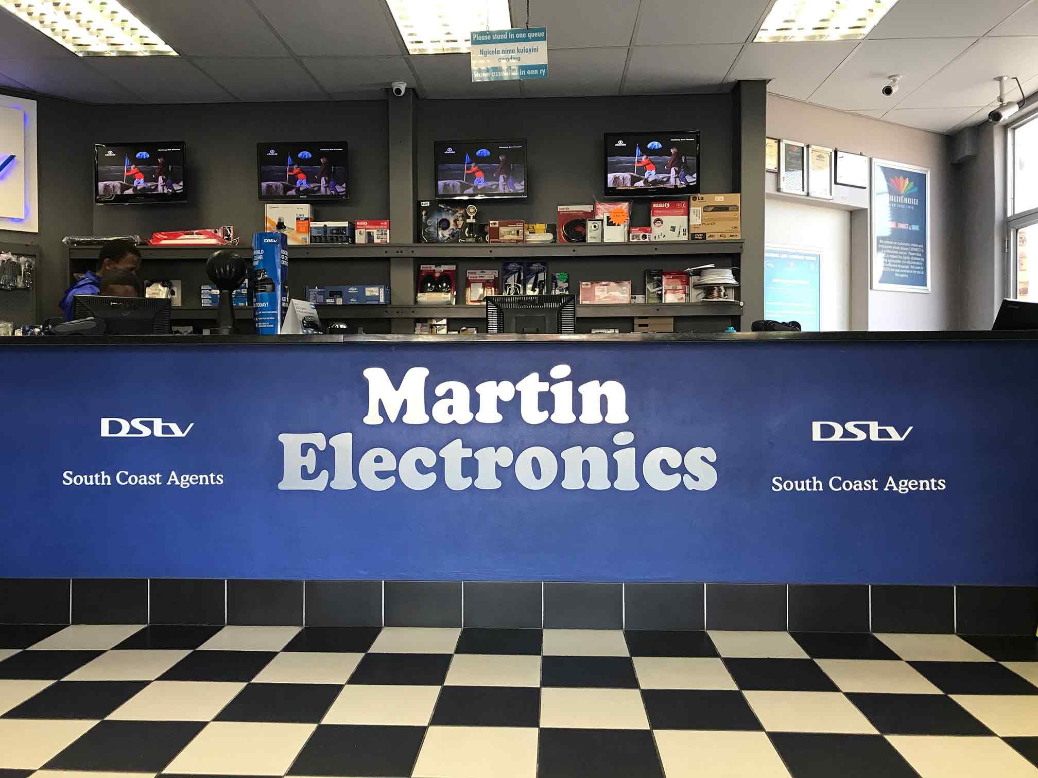 Martin Electronics
