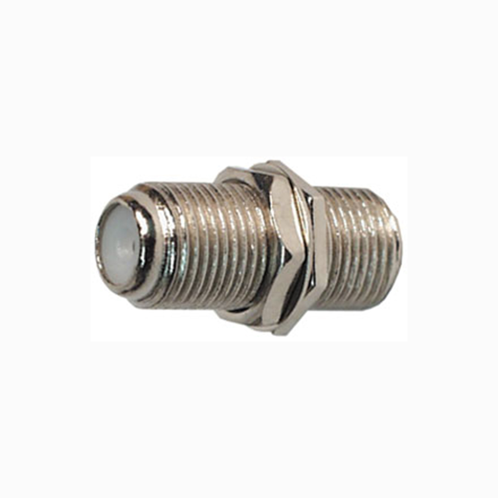 Apfdf F Type Connector Barrel Joiner Each Dstv Hire